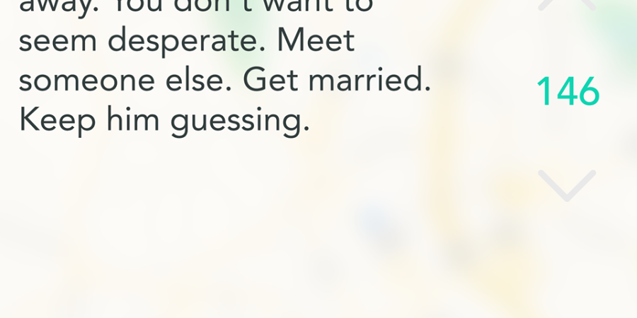 These 23 Yik-Yaks Basically Sum Up Your Love Life