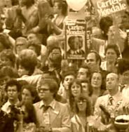 1976 dem convention crowd