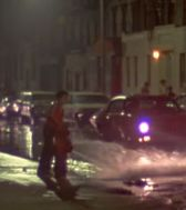1976 night hydrant water