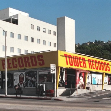 Tower Records: A Place To Be Seen
