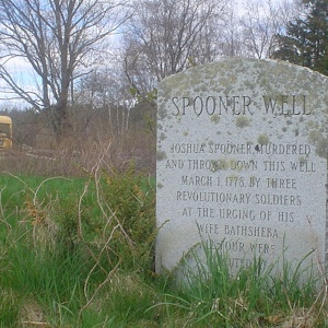 Bathsheba Spooner, The First Publicly Executed Woman In The United States Of America