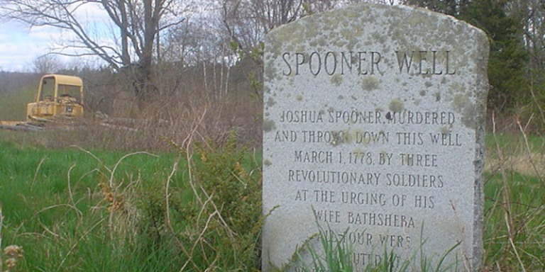 Bathsheba Spooner, The First Publicly Executed Woman In The United States OfAmerica