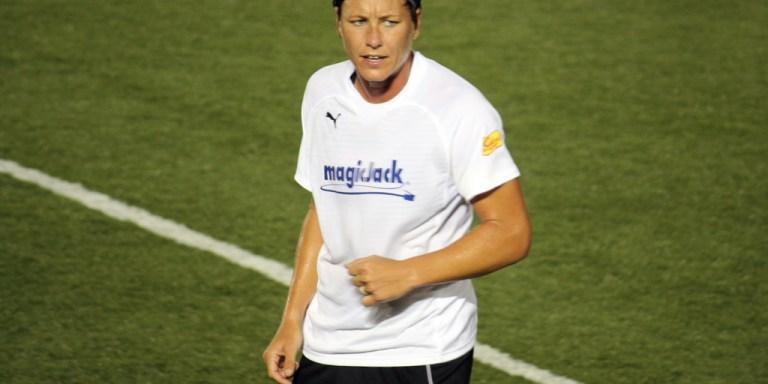 Soccer Without Abby Wambach#ThankYouAbby