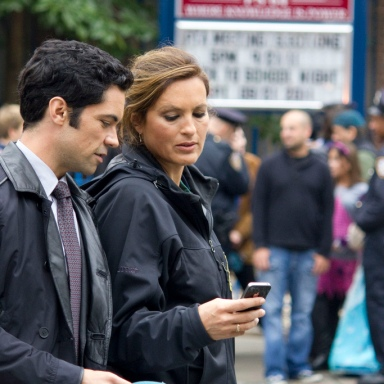 12 Interesting Facts You Probably Didn't Know About 'Law And Order: SVU'