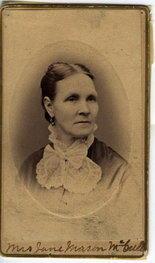 Jane Mason McCully, Southern Oregon Historical Society