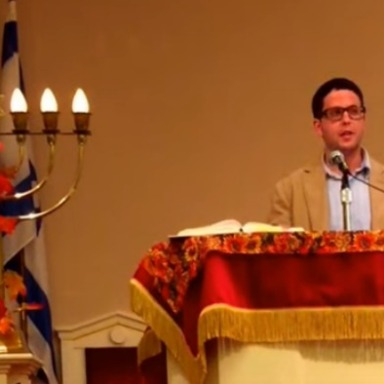 Here's What Happens When You Talk About 'Black Lives Matter' At A Synagogue