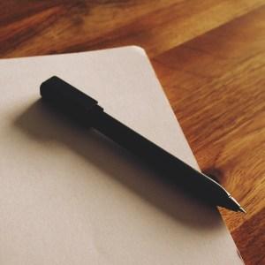 #WhyIWrite Or Why I Write
