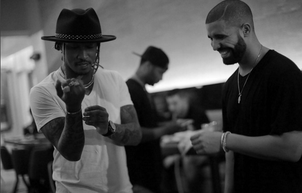 What A Time To Be Addicted To Cough Syrup: Why Drake And Future's New Mixtape Is 'Just Alright'