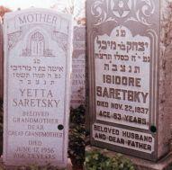 graves yetta isidore