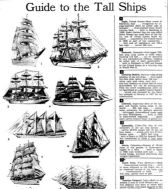 Guide to the tall ships