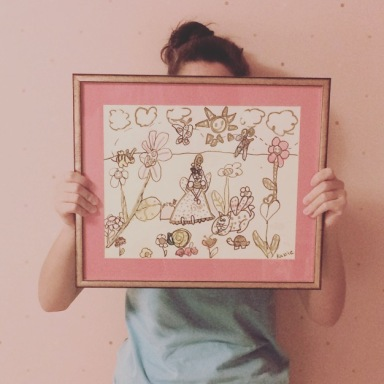 15 Struggles Of Being 'The Creative One' In Your Family