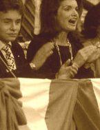 jackie onassis 1976