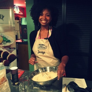 What Do Food Bloggers Do? An Interview With Chicago's Blogger To Cookbook Author, Jocelyn Adams