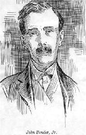 John Bender, Jr. was actually a man named John Gebhardt