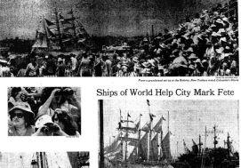 july 4 1976 ships of world
