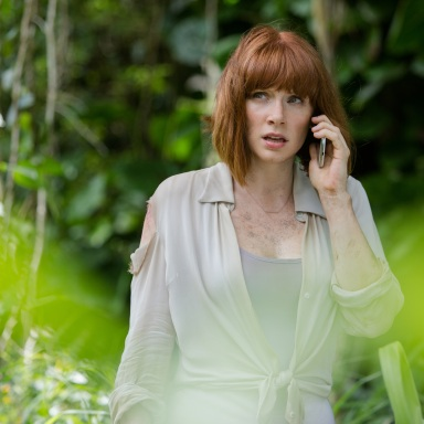 This Is The Real Character Of Claire Dearing From 'Jurassic World'