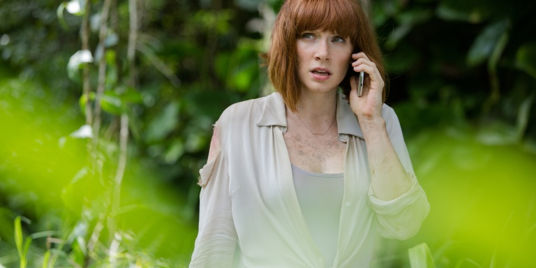 This Is The Real Character Of Claire Dearing From 'JurassicWorld'