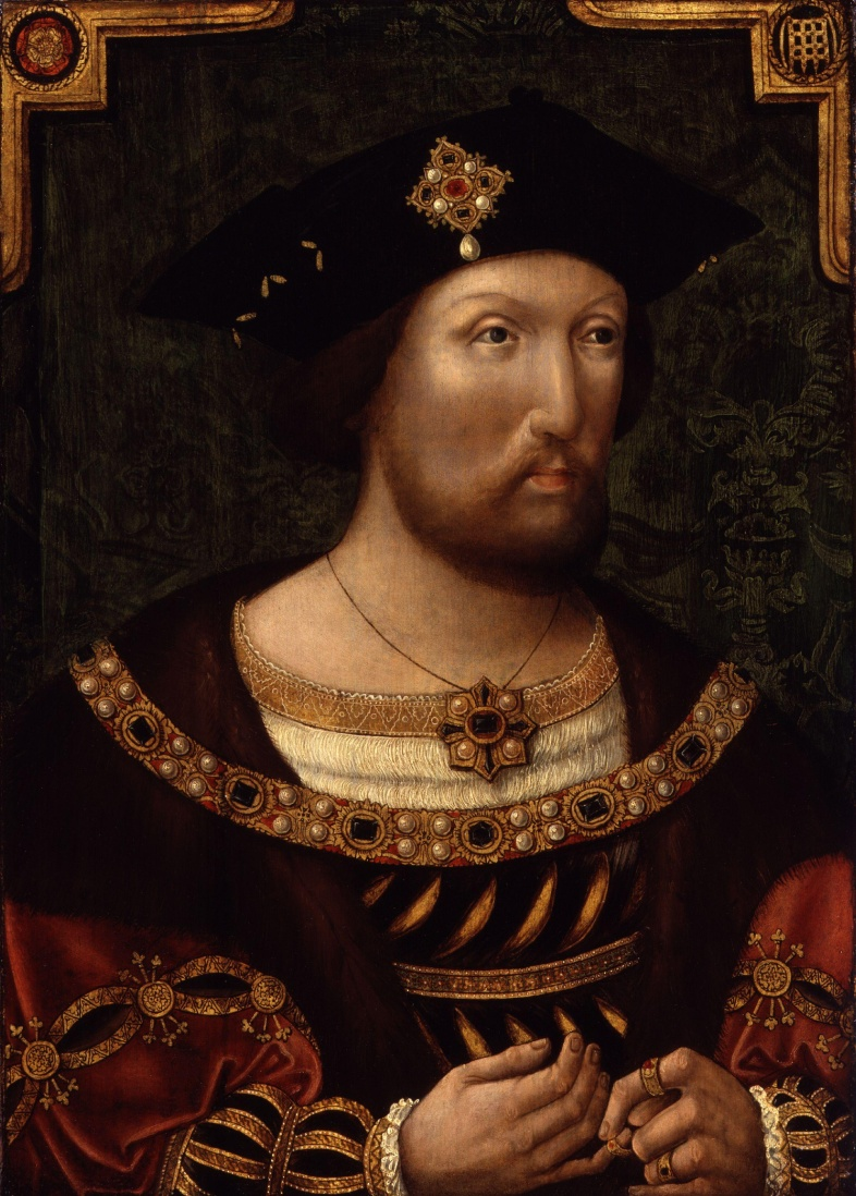King Henry VIII, by unknown artist