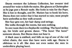 lehman collection excerpt