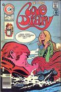 Love Diary comic aug 76