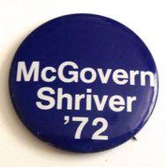 McGovern button