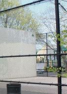 paddleball court