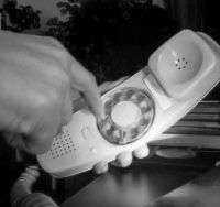 phone rotary dialing