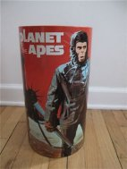 planet of the apes trash can