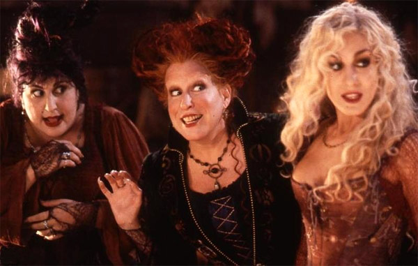 19 Times The Sanderson Sisters Perfectly Sum Up Your Life As A Single Twenty-Something