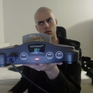 Drake Might Be Stealing His Sick Beats From Nintendo 64 Games