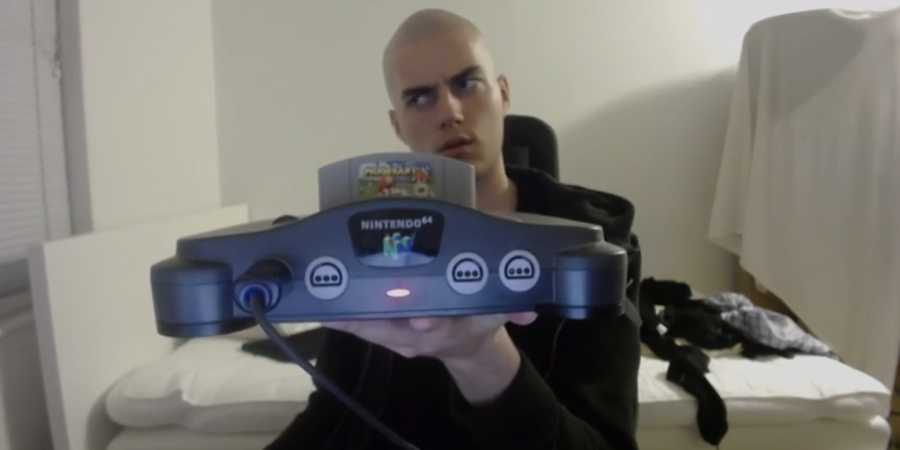 Drake Might Be Stealing His Sick Beats From Nintendo 64Games