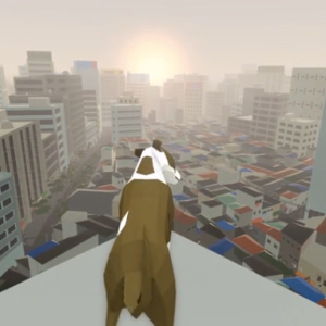 In This New Video Game You Play An Adorable Lost Puppy Who Just Wants To Find Home