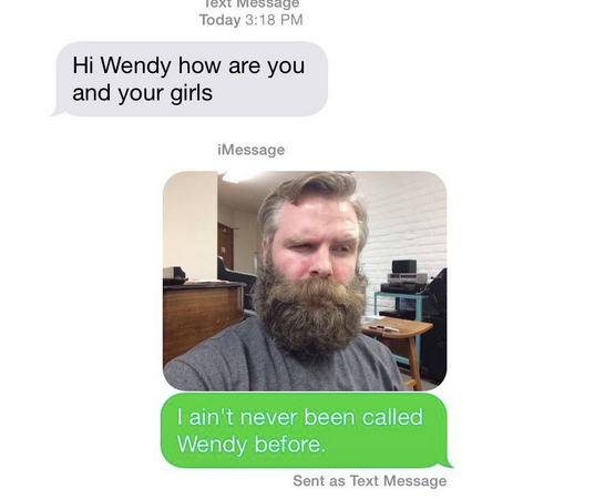 Clueless Texter Kept Messaging The Wrong Person For Seven Months And The Guy's Responses AreHilarious