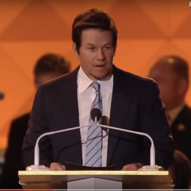 Mark Wahlberg Asked The Pope For Forgiveness For Making 'Ted'