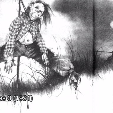 Watch The New Documentary About America's Most Controversial Children's Book, 'Scary Stories To Tell In The Dark'