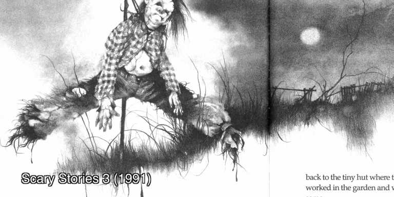 Watch The New Documentary About America's Most Controversial Children's Book, 'Scary Stories To Tell In TheDark'
