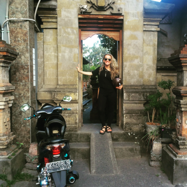 This Is What Motorbiking Across Bali Taught Me About Life