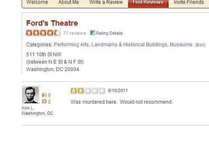 19 Truly Bizarre Yelp! Reviews That You Won't Believe Are Real