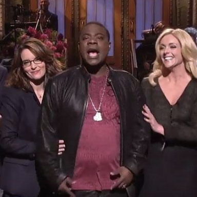 Here's What People Are Saying About Tracy Morgan's Triumphant Return To #SNL