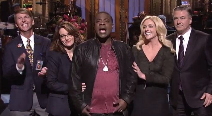 Here's What People Are Saying About Tracy Morgan's Triumphant Return To#SNL