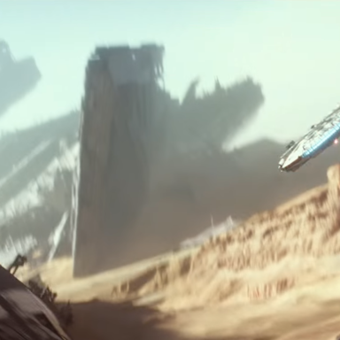 The New Star Wars Trailer Is Here And It's More Beautiful Than Any Star Wars Film Ever