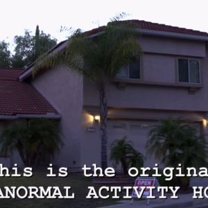 The Original 'Paranormal Activity' House Is Up For Sale — Do You Dare Buy It?