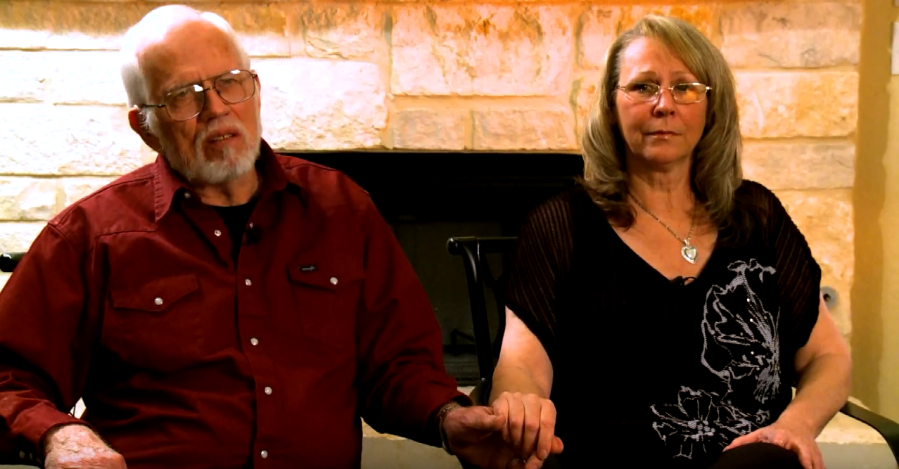 Dan and Fran Keller in 2014