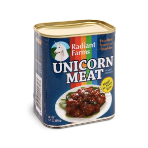 Read These 27 Hilarious Amazon Reviews For Canned Unicorn Meat