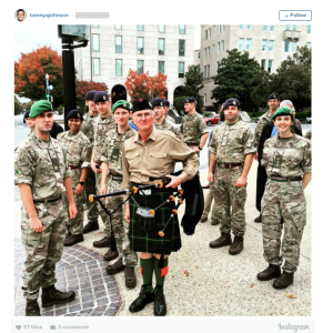 British Soldiers Storm Washington DC To 'Save America From Donald Trump'