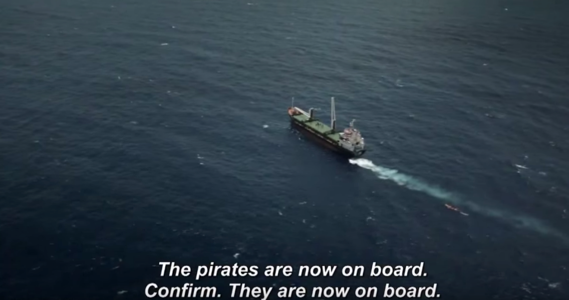 Trailer - A Hijacking (Kapringen) TRAILER (2012) - Danish Movie HD / Youtube