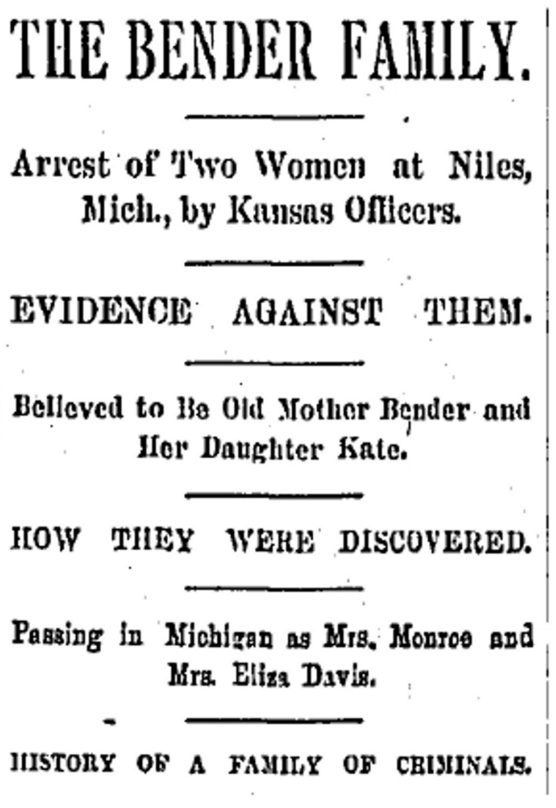 Chicago Daily Tribune, October 31, 1889.