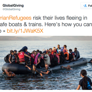The United States Needs To Do A Lot More Than Just Donate Money To The Syrian Refugee Crisis