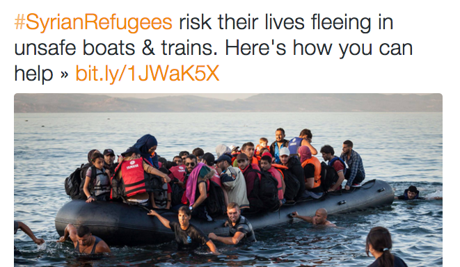 The United States Needs To Do A Lot More Than Just Donate Money To The Syrian RefugeeCrisis