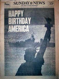 sunday news july 4 1976